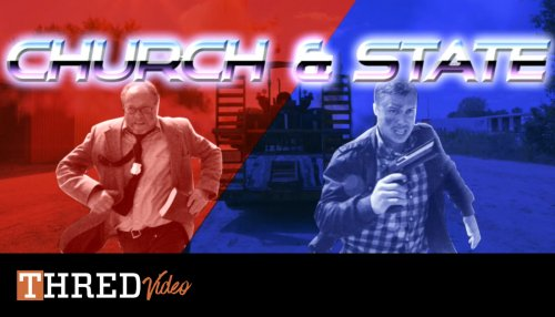 THRED Video – Church & State