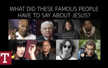 THRED Clip – Celebrity Quotes on Jesus