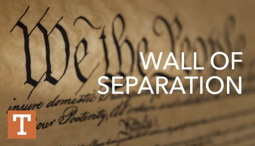 THRED Clip – Wall of Separation