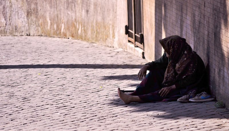 Inevitable Poverty—What did Jesus mean?