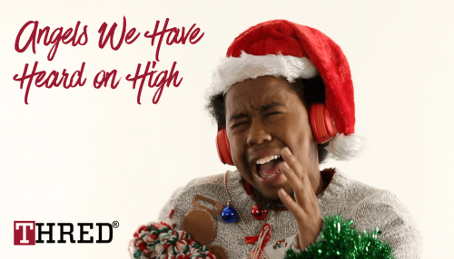 THRED – Angels We Have Heard on High