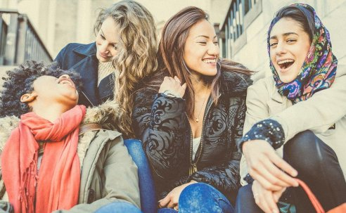Combatting Hate with Simple Relationships
