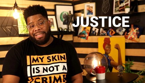 Just Saying–Justin on Justice