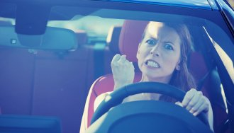 Road Rage Versus the Grateful Heart