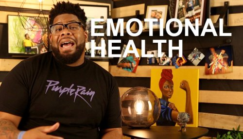 Just Saying–Emotional Health