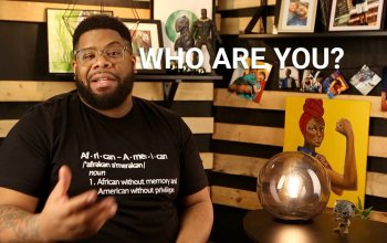 Just Saying–Who are You