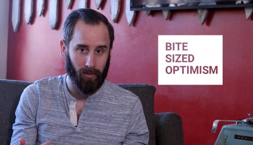 Bite-sized Optimism–With William Frazier