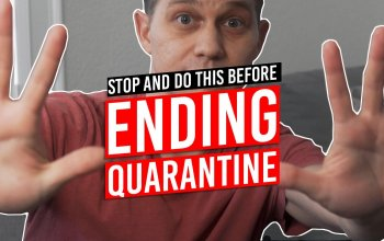 What Jesus Says About Ending Quarantine
